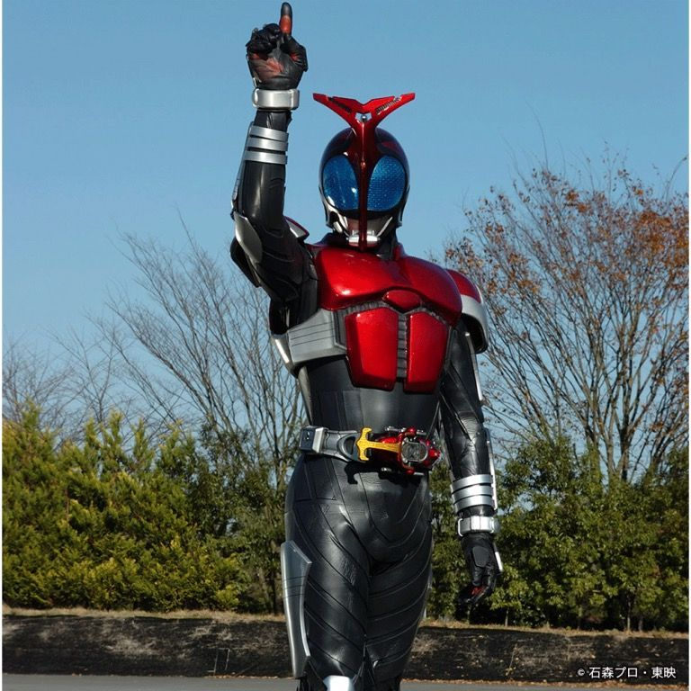 水嶋ヒロが演じたことで有名な仮面ライダーカブト。